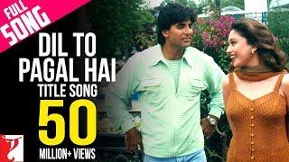 getlinkyoutube.com-Dil To Pagal Hai | Full Title Song | Shah Rukh Khan | Madhuri Dixit | Karisma Kapoor| Akshay Kumar