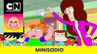 Ansiedad | Clarence | CN minisodios | Cartoon Network