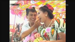 getlinkyoutube.com-Nikah Massal Suku Uygur di Cina -NET5
