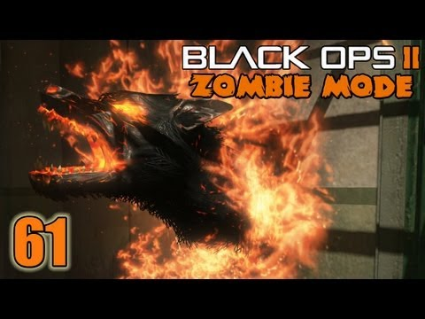 Let's Play Call of Duty Black Ops 2 Zombie Mode - Mob of the Dead - 61 Deutsch German