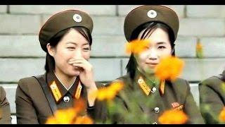 getlinkyoutube.com-北朝鮮軍歌 「反日革命歌」 日本語字幕