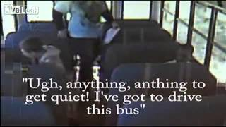 getlinkyoutube.com-Bullies Torture 10-Year-Old Boy On School Bus And Burn Him With Lighter
