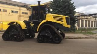 Гусеничный Кировец (Crawler tractor Kirovets)