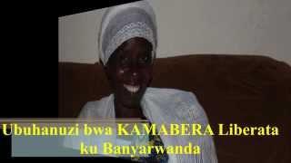 getlinkyoutube.com-Ubuhanuzi bwa KAMABERA Liberata ku Banyarwanda.