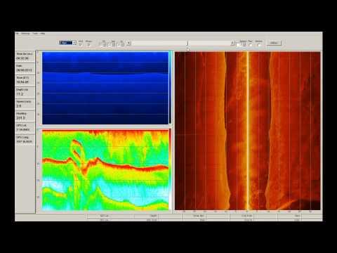Perbedaan Side Imaging - Down Imaging atau Side Scan dan Sonar biasa - Memancing, Tim Rescue SAR dll