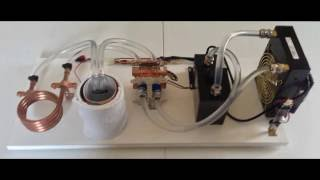 Thermoelectric Cooler (tec) module - Type Science Fair Project.