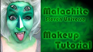 Malachite (Steven Universe) - Makeup Tutorial