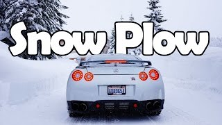 """getlinkyoutube.com-7 Daily Driven Cars That Can Be A """"Snow Plow"""""""
