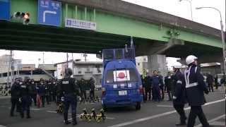 getlinkyoutube.com-抗議!!日教組・大日本愛国党 4/8