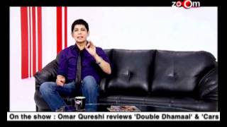 The zoOm Review Show - Double Dhamaal & Cars 2 online movie review