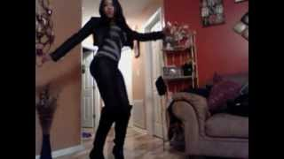getlinkyoutube.com-Leather Legging Outfit: OOTN