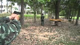 getlinkyoutube.com-ยิงปืนสั้น  ฉับพลัน  The gun  battle1.avi