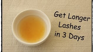 getlinkyoutube.com-Longer Lashes in 3 days