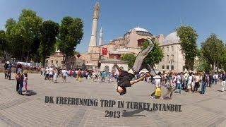 getlinkyoutube.com-DK - Istanbul (Turkey) Freerunning Action 2013