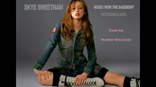 Skye Sweetnam - Number One [Audio] (Live Performance) (Sessions@AOL)
