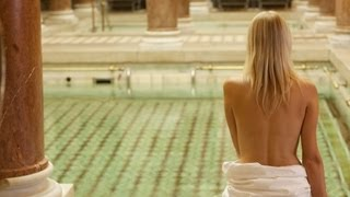 getlinkyoutube.com-Sauna und Becken in Marienbad
