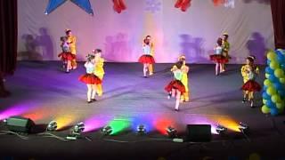 Concurs de Dans - Ramnicu Sarat - 2012 - Dans cu Tema - Gradinita 37 Braila