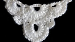 getlinkyoutube.com-Crochet : Medio Cuadrado # 4