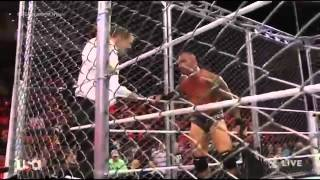 Roman Reigns vs Randy Orton   WWE Raw 9 8 14 width=