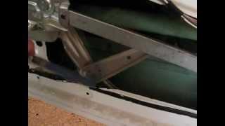 getlinkyoutube.com-BMW lubricate window regulators by froggy
