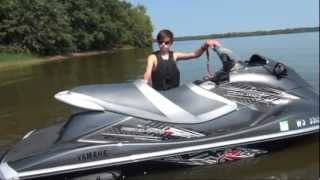 getlinkyoutube.com-2012 Yamaha VXR Waverunner review