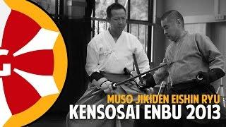 getlinkyoutube.com-Muso Jikiden Eishin Ryu Iaido tachi no kurai Demonstration