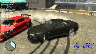 GTA IV: Drift
