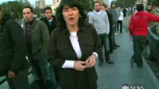 getlinkyoutube.com-CNN's Christiane Amanpour Confronted / Attacked In Egypt On February 2 2011 !!!!