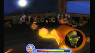 getlinkyoutube.com-Spongebob Squarepants: The Movie - All Bosses - No Damage
