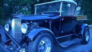 getlinkyoutube.com-1928 AR model A  Ford Roadster Pickup