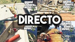 DEATH RUN GTA V EN DIRECTO #2 VOLVEMOS A LIARLA!