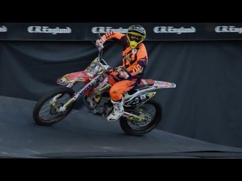 Freestyle Motocross - Javier Villegas