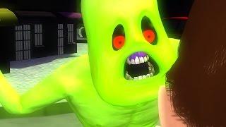 getlinkyoutube.com-「妖怪ウォッチアニメ6」妖怪ウォッチ3ゾンビナイト!(パロディ)