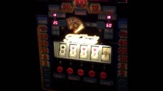 getlinkyoutube.com-Venus, Grand Hand 2, Poker-Geldspielgerät, 40 PF Gerät, Spielautomat,