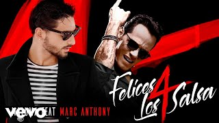 Maluma - Felices los 4 (Salsa Version)[Audio] ft. Marc Anthony width=