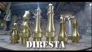 getlinkyoutube.com-✔  DiResta Chess Set