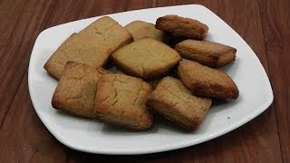 getlinkyoutube.com-Atta Biscuit Recipe - Made in Cooker | Eggless Baking Without Oven