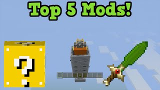 getlinkyoutube.com-Minecraft Xbox 360 + One Top 5 Mods: Mod Showcases