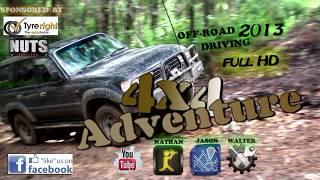 getlinkyoutube.com-4x4 Adventure - Big River Bonanza (July 2013)