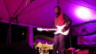 Eric Gales Carolina Blues Festival May 19, 2012