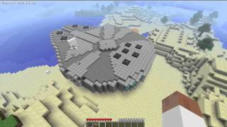 getlinkyoutube.com-Minecraft: Star Wars - Millenium Falcon & Mos Eisley Cantina