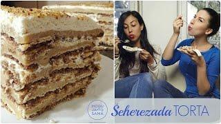 getlinkyoutube.com-Seherezada torta - KREMASTA i SOČNA - RECEPT