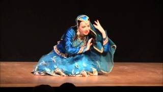 getlinkyoutube.com-Mash Mash Allah- Persian Classical (Qajar) dance by Apsara رقص ایرانی قاجاری