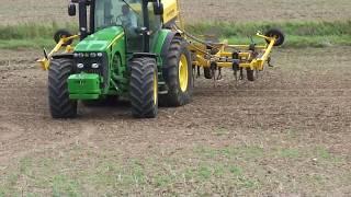 Claydon Hybrid Drill - 10 years of UK Strip Tillage Experiance