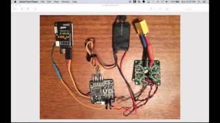 Quick Tutorial - FRSKY Telemetry - Taranis & Naze32 & D4R II