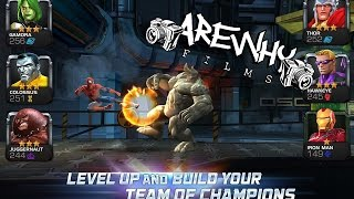 getlinkyoutube.com-Marvel Contest of Champions: Maxing out your 2* and Farming ISO-8