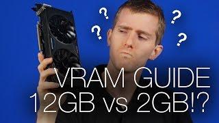getlinkyoutube.com-How much VRAM do you need? - Tech Tips