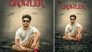 getlinkyoutube.com-The Crowler Movie Poster Design   Photoshop Manipulation Tutorials