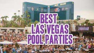 BEST Vegas Pool Parties: Wet Republic, MGM Grand & Drai's Beach Club, The Cromwell (Ep.25)