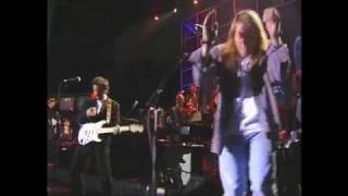 "getlinkyoutube.com-Axl Rose and Bruce Springsteen perform ""Come Together"""